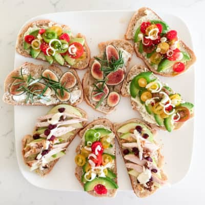 Pretty Pretty Sandwiches