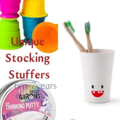 Ginormous List Of Unique Stocking Stuffer Ideas For Children ($25 And Under)