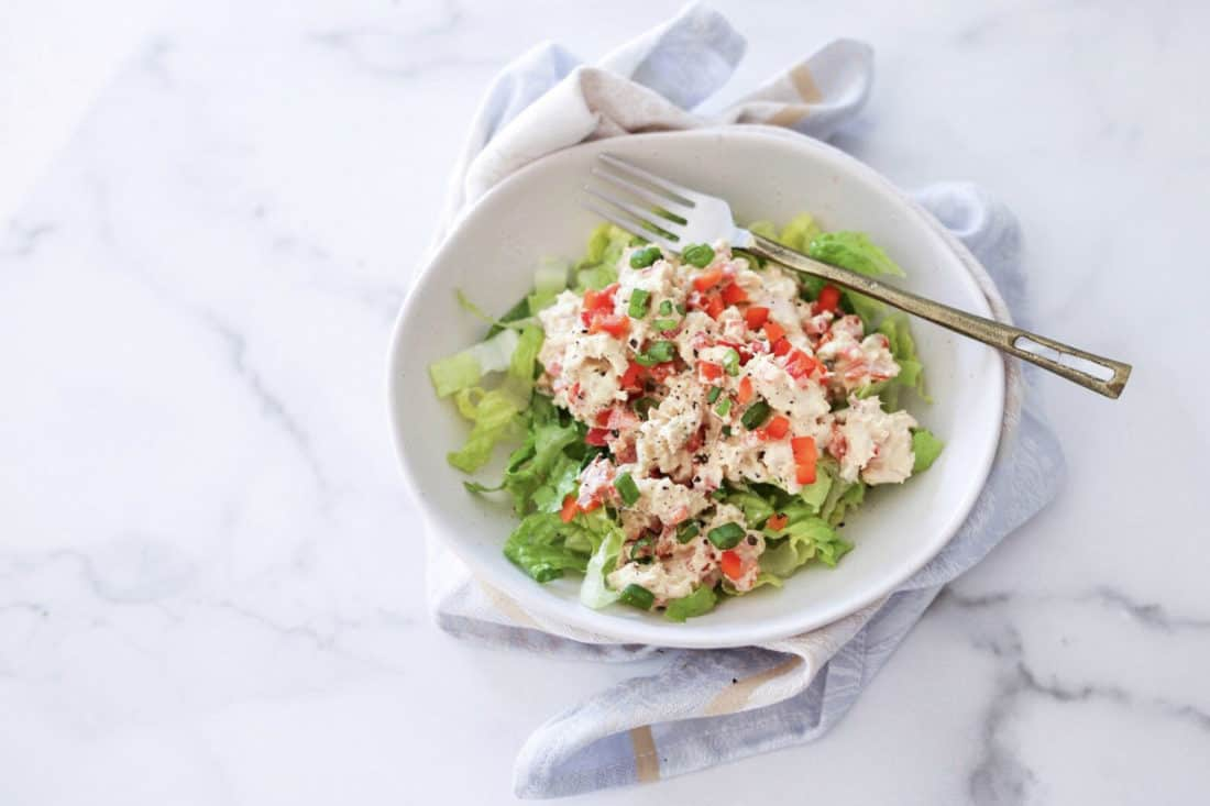 10 Easy Whole30 Lunch Or Emergency Meals tuna salad