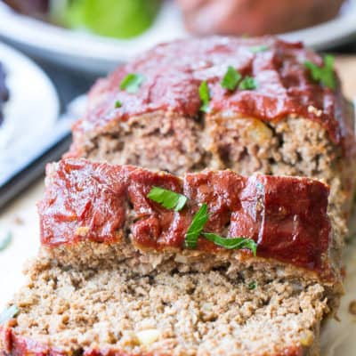 Whole30 Meatloaf
