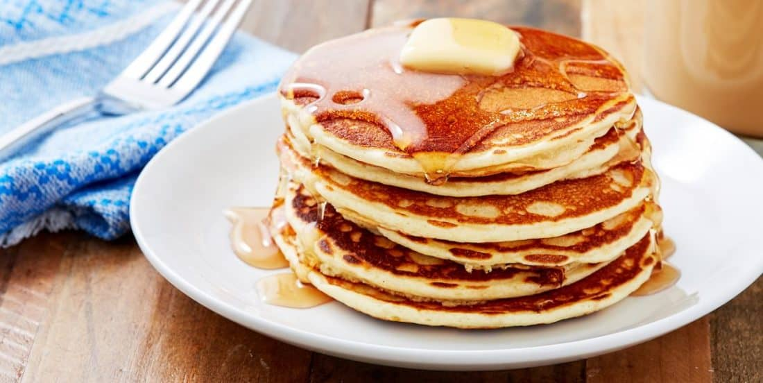 Classic Pancakes- Photos by Delish.com