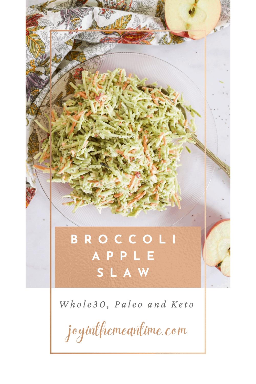 Broccoli Slaw Pin