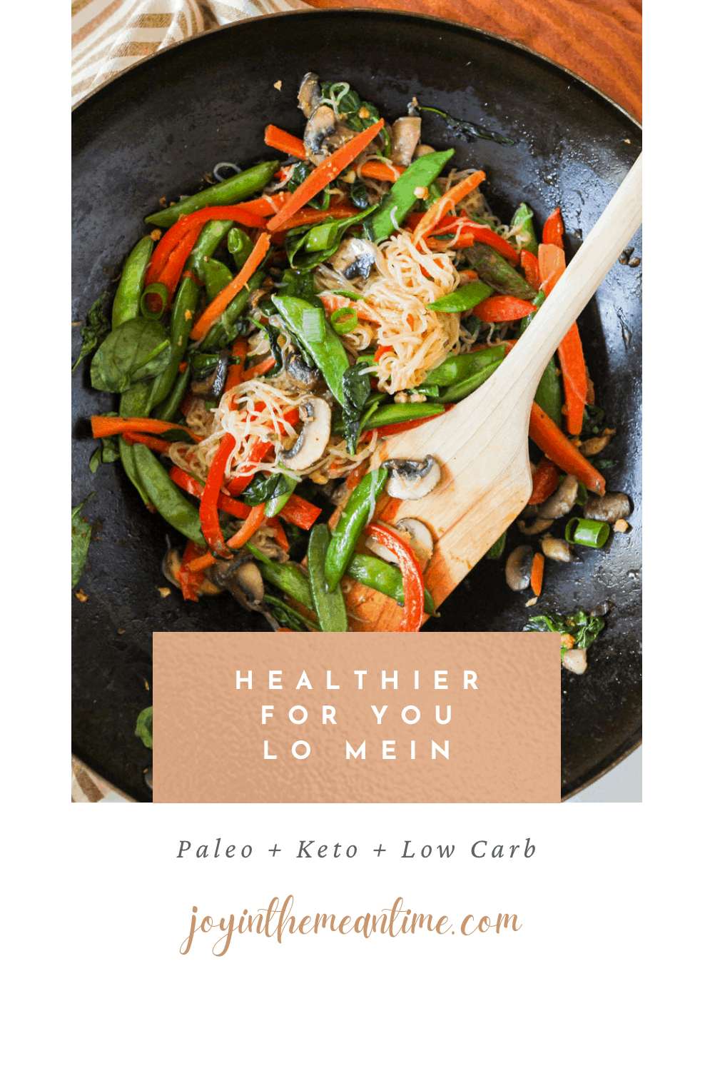 Whole30 Lo Mein Pin