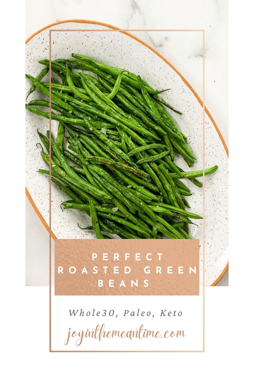 Green Beans Pinterest Image
